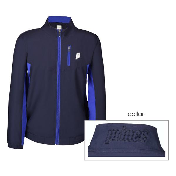 Full Zip Warm-Up Jacket