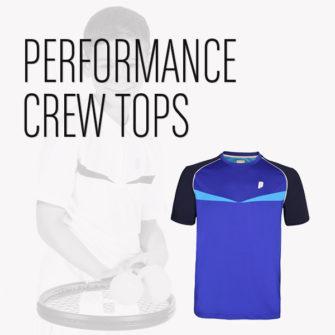 Performance Crew Tops