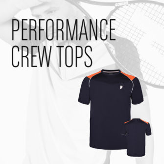 Performance Crew Tops